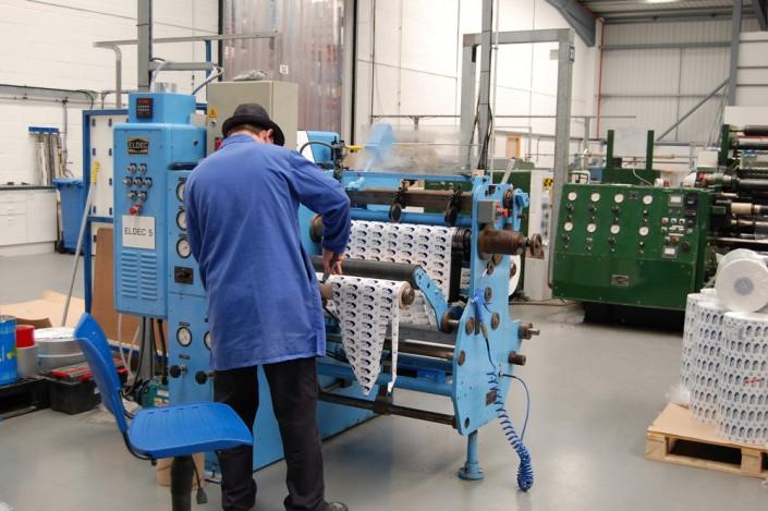 Slitter Machine Operator