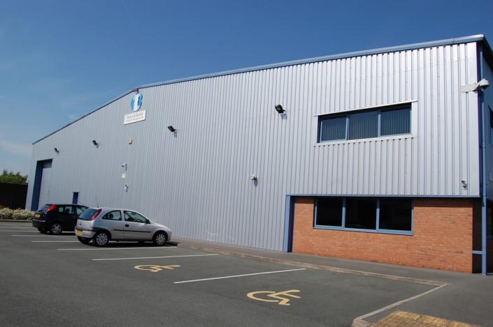 Moore & Buckle Factory Car Park2