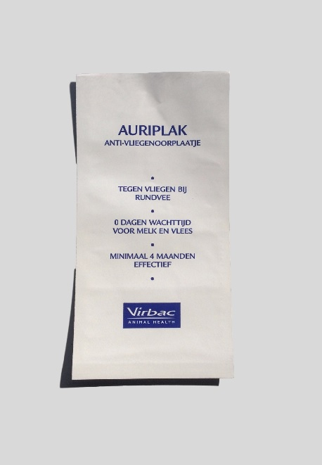 3 side seal bag made from paper laminate with single colour print