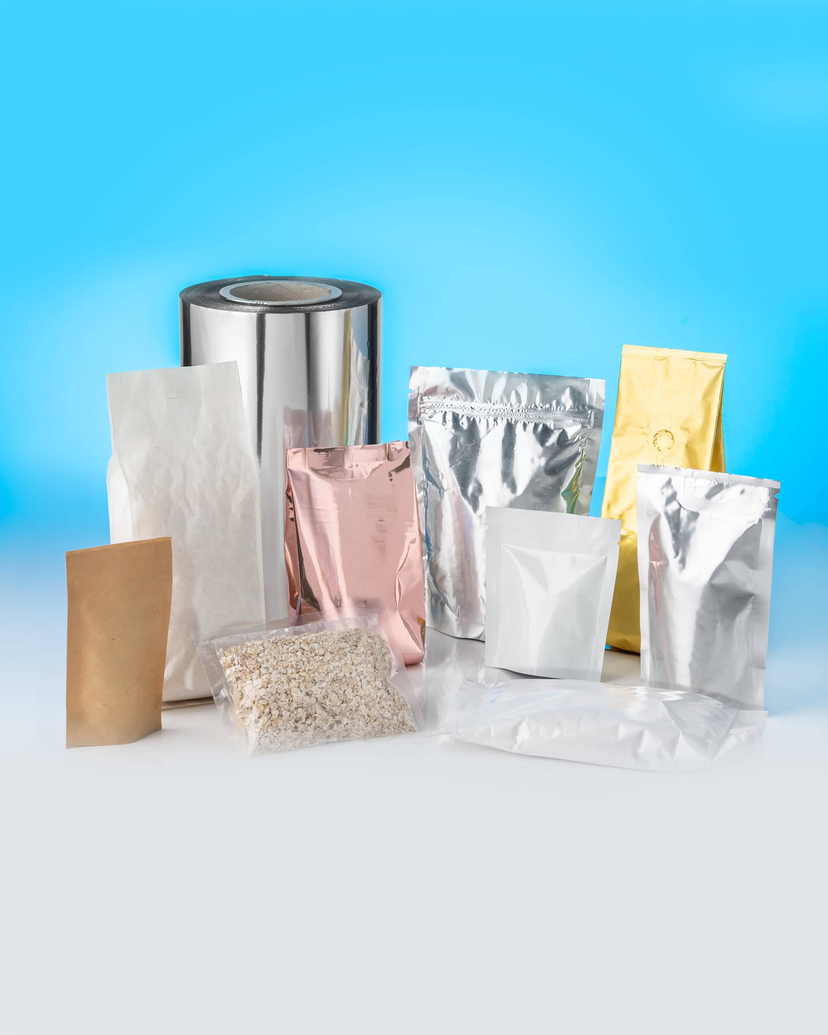 Flexible Packaging Pouches UK