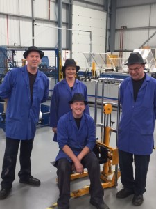 Combined experience of over 130 years at Moore & Buckle - Paul, Sue, Tom & John